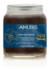 green tea peeling